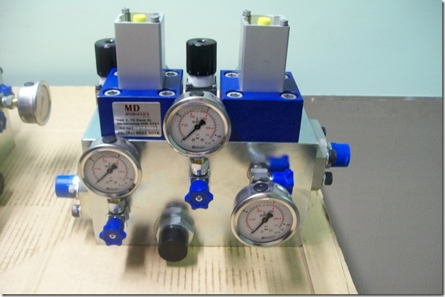 Category 4 Safety Valves